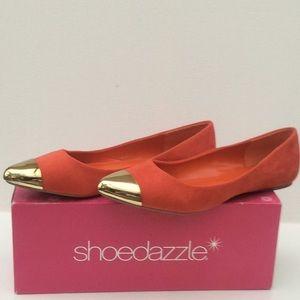 ShoeDazzle flat shoes